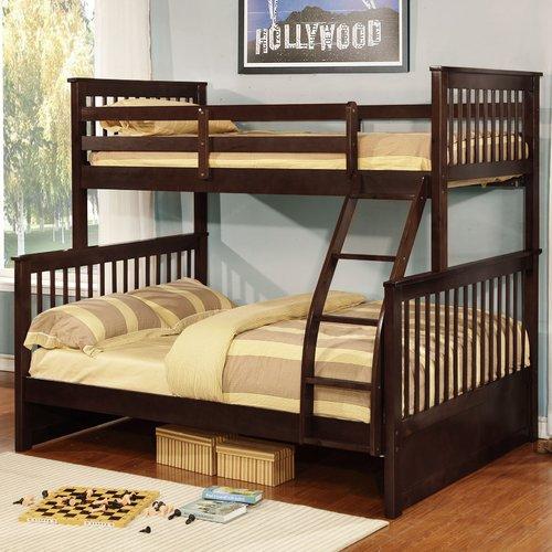 full twin bunkbed